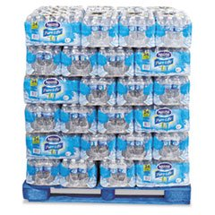 Pure Life Purified Water, 0.5 Liter Bottles, 24/carton, 78 Cartons/pallet By: Nestle Waters by Office Realm (Image #1)