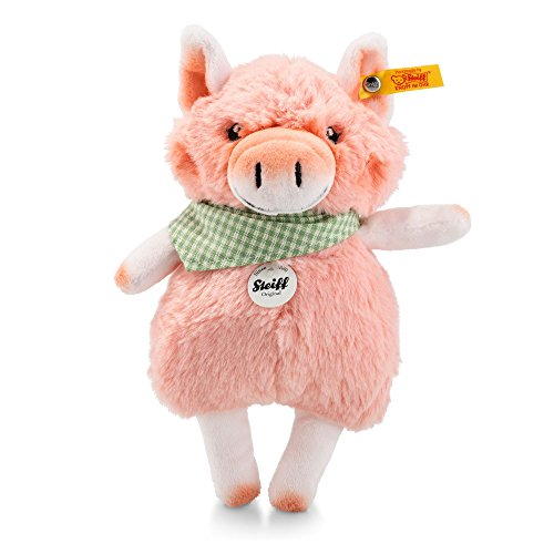 Steiff Pig Stuffed Animal - Soft And Cuddly Plush Animal Toy - 7