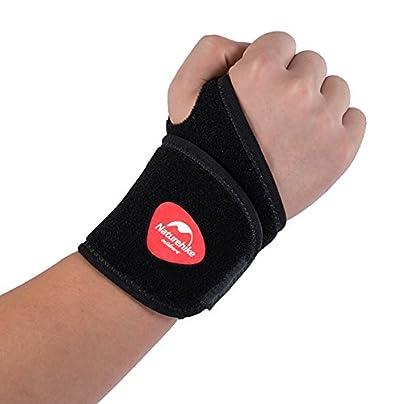 Naturehike Anti-sprain Wristbands Wrist Wrap Sport Protective Gear Fitness Wrist Guard Estimated Price £13.99 -