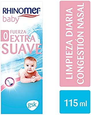 Rhinomer Baby - Spray nasal 100% agua de mar de origen natural ...