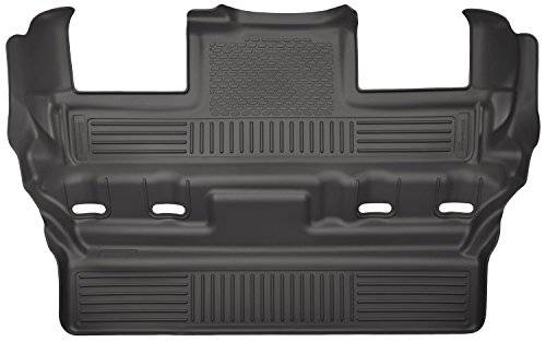Liner Floor Row (Husky Liners 3rd Seat Floor Liner Fits 15-18 Escalade/Tahoe WITH 2nd Row Bucket Seats)