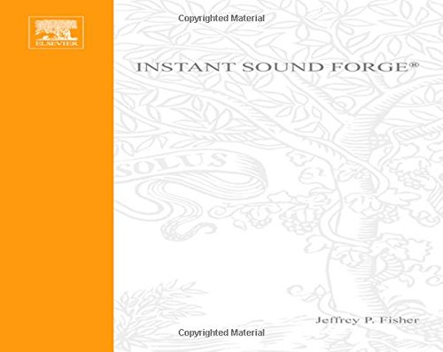 Instant Sound Forge-cover