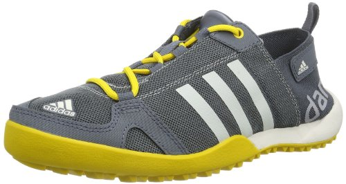 adidas Climacool Daroga Two - Zapatillas de fitness Hombre Gris (Grau (Lead/Chalk 2/Tribe Yellow S14))