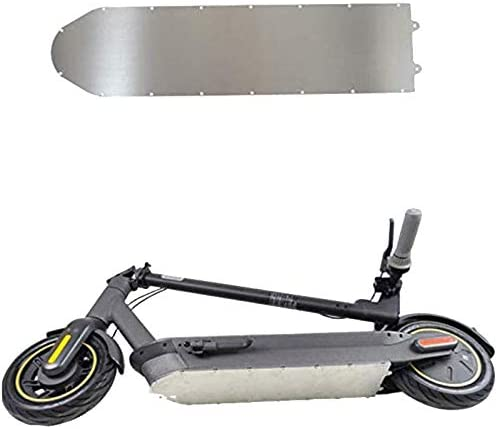 Metal Protective Cover Chassis Armor for Ninebot MAX G30 Electric Kick Scooter