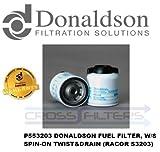 Donaldson Automotive Replacement Fuel & Water Separators