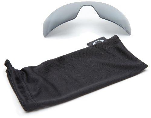 Oakley Oil Rig 16-689 Polarized Rimless Sunglasses,Multi Frame/Black Lens,One ()