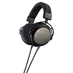 Audiophile semi-open stereo headphonesTesla Hi-Fi certifiedTesla technology drivers with 600 OhmsDouble-sided, detachable, and textile braided cableHigh-quality synthetic leather headbandBreathable, super-soft ear cushionsHandcrafted Made in ...