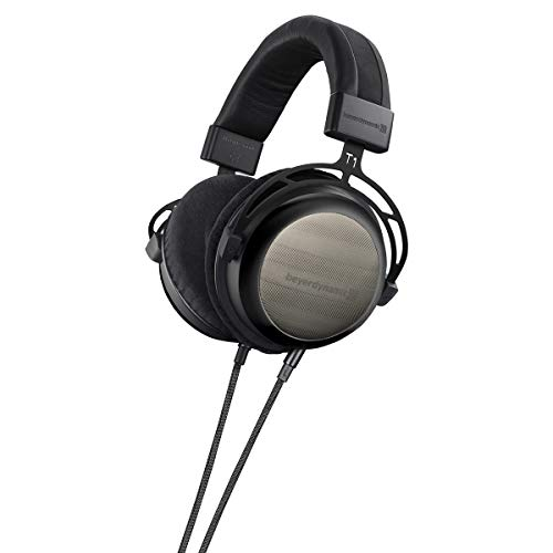 beyerdynamic T1 2nd Gen Ninja Edition Audiophile Stereo Headphones (Black)