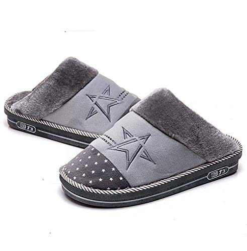 En Chaussons Harmonieuse Marron Chaussures Taille 34 coloré 35 Mignons Coton Pantoufles 40 Chaudes Sandales Famille 41 Plancher Oudan Gris Unisexe Rose A58Xxww