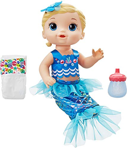 Baby Alive Shimmer 'n Splash Mermaid Now $11.98 (Was $19.99)
