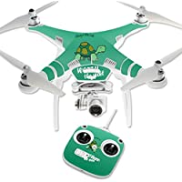 Skin For DJI Phantom 3 Standard – Late Turtle | MightySkins Protective, Durable, and Unique Vinyl Decal wrap cover | Easy To Apply, Remove, and Change Styles | Made in the USA