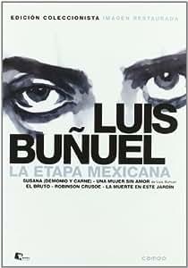 Luis Buñuel - La Etapa Mexicana [DVD]