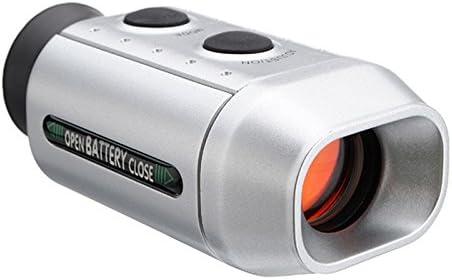 TENGGO Dispositivo De Medición De Distancia Digital 7 X 18 Golf Telémetro Monocular Golfscope Deporte Yardas