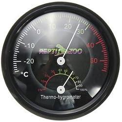 Reptile Thermometer Hygrometer Terrarium Digital Humidity Temperature - 1PCs
