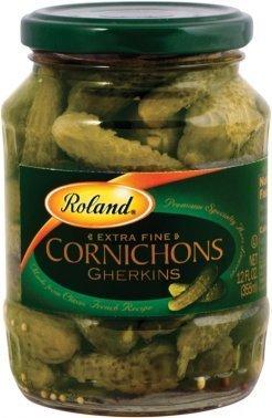 Roland: Cornichons Gherkins 12 Oz (2 ()
