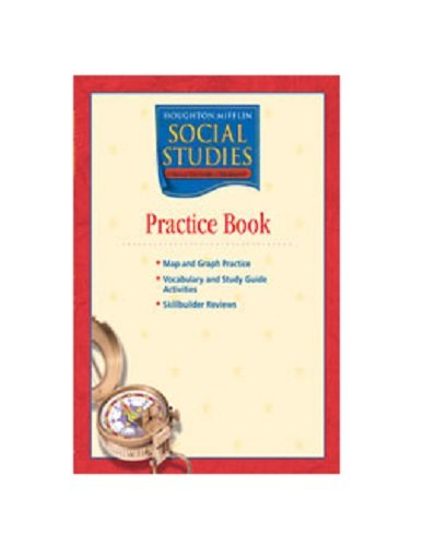 Social Studies: World Cultures and Geography (Practice Book)