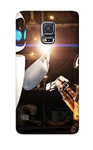 Slim Fit Tpu Protector Shock Absorbent Bumper Walle Case For Galaxy S5