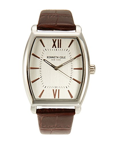 Kenneth Cole New York Leather Mens Watch 10031321