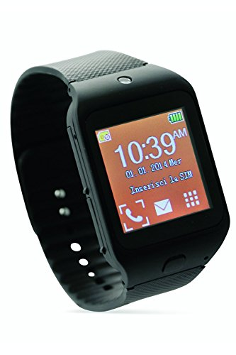 Kooper 2405968 Smart Watch, Nero: Amazon.it: Elettronica
