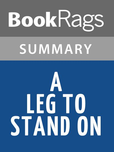 Summary & Study Guide A Leg to Stand On by Oliver Sacks (Oliver Sacks A Leg To Stand On)