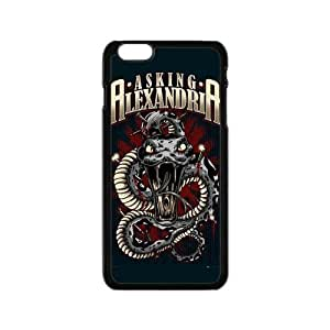iStyle Zone Snap-on Protective Hardshell Cover Case for iPhone 6 (4.7 inch) [Asking Alexandria]