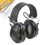 Peltor Sporttac Tactical Sport Headset w/ Standard Black Cups MT16H210F-479-SV