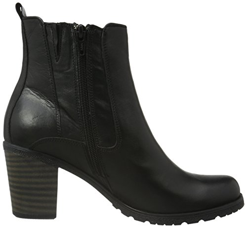 Andrea Conti Damen 1672708 Kurzschaft Stiefel Schwarz (schwarz 002)