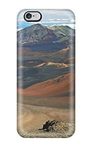 Awesome Design Earth Landscape Hard Case Cover For Iphone 6 Plus