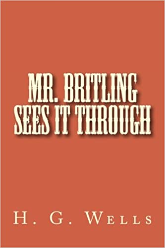 Amazon com: Mr  Britling Sees It Through (9781974129836): H  G