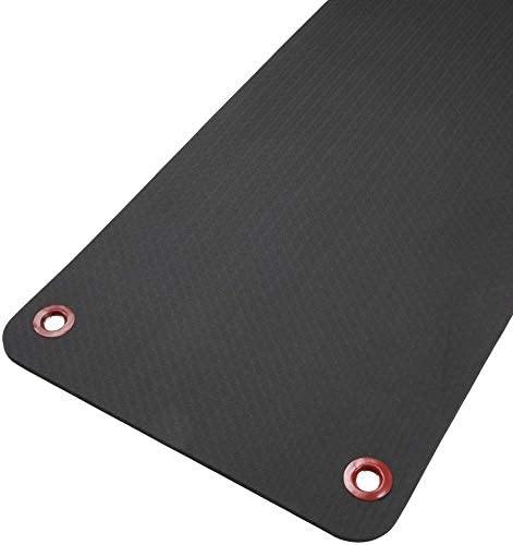 SPRI Hanging Exercise Mat Fitness /& Yoga Mat for Group Fitness Classes Commercial Grade Quality with Reinforced Holes Available in 56 or 71 Length and 3//8 or 5//8 Thickness