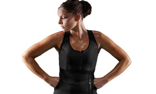 HBT Gear Waist Trimmer Vest – Sauna Suit for Water Weight Loss – Original Design – Neoprene – Small For Sale