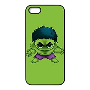 iPhone 5 5s Cell Phone Case Black Baby Hulk S1H6XU