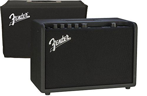 Fender Mustang GT 40 Digital Combo Electric Guitar Amp w/ Cover by FMIC
