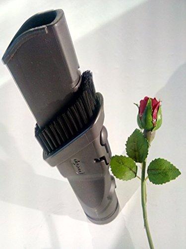 New Dyson Vacuum Dc25 Dc26 Dc28 Vacuum Attachment Combo Tool (Dust Brush Combo Tool)
