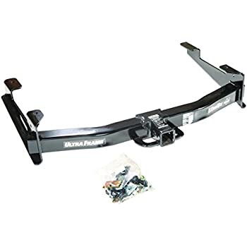 CURT 14211 Class 4 Trailer Hitch with 2-Inch Receiver Fits for Select Chevrolet Silverado GMC Sierra 2500 3500