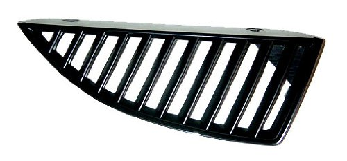 Unknown Partslink Number MI1200240 OE Replacement Mitsubishi Lancer Passenger Side Grille Assembly