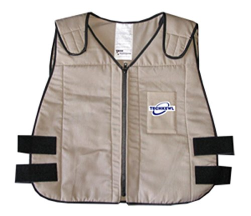 (TechKewl 6626-KH-M/L Phase Change Cooling Vest)
