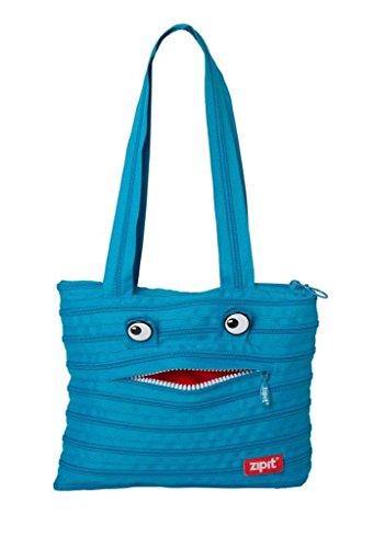original zipit Monster Tragetasche in blau