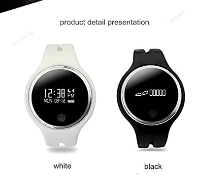 iRapid IP67 Water Resistant Smart Watch with Fitness Activity Tracker,Sleep Monitor, Anti-lost, etc.