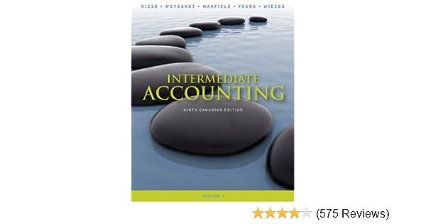 Intermediate accounting volume 1 donald e kieso 9780470161005 intermediate accounting volume 1 donald e kieso 9780470161005 amazon books fandeluxe Choice Image