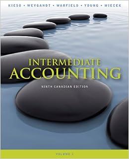 Intermediate accounting volume 1 donald e kieso 9780470161005 intermediate accounting volume 1 donald e kieso 9780470161005 amazon books fandeluxe Image collections