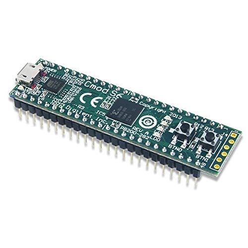 Cmod S6 Digilent Cmod S6: Breadboardable Spartan-6 FPGA Module by Digilent