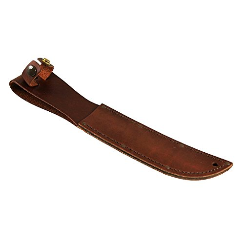 Ka-Bar Leather Sheath, 7-Inch, Brown