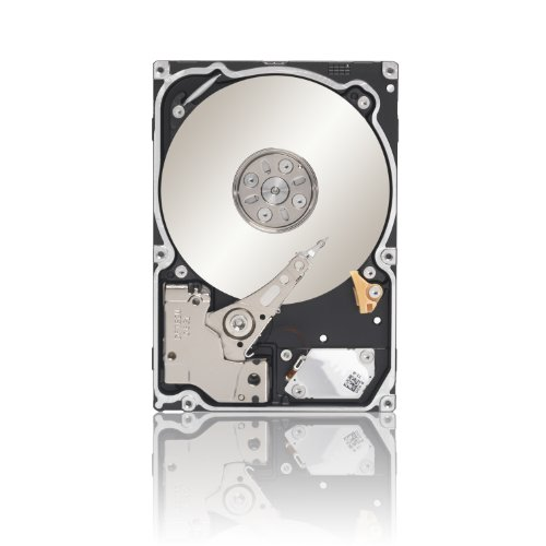 Seagate 2TB Enterprise Capacity HDD SATA 6Gb/s 128MB Cache 3.5-Inch Internal Bare Drive (ST2000NM0033) by Seagate