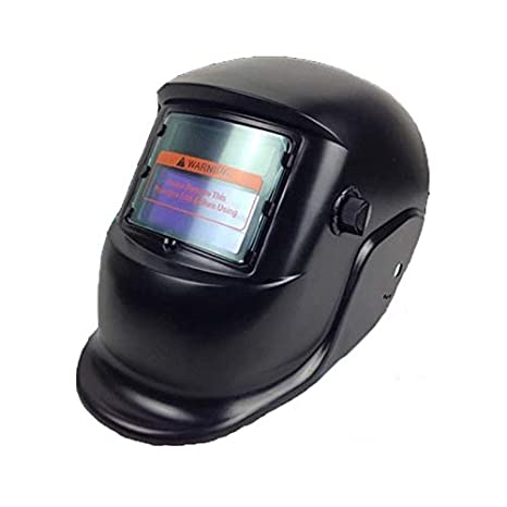Solar automática atenuación soldadura máscara cabeza-montado soldador de soldadura de arco de argón soldadura Cap anti-fuerte luz especial casco: Amazon.es: ...