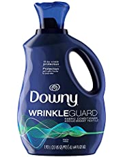 Downy WrinkleGuard, Fabric Softener Liquid, Fabric Conditioner, Fresh Scent, 1.92 L - Packaging May Vary