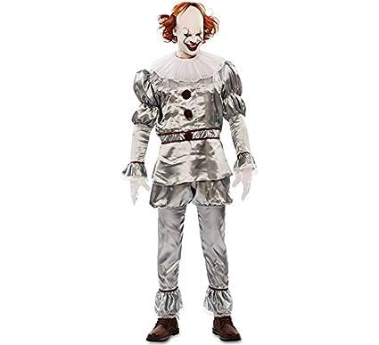 Disfraz de Payaso del Terror para hombre