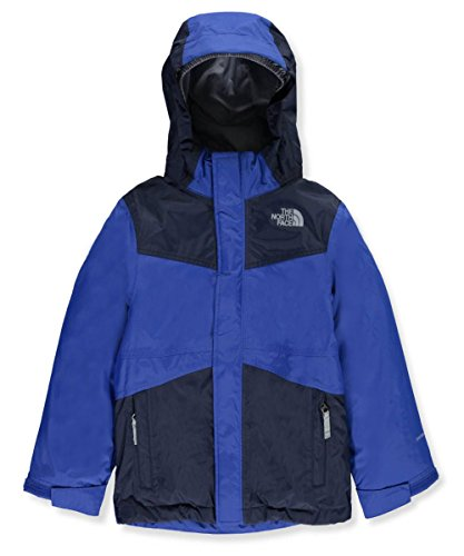 The North Face Big Boys' East Ridge Triclimate Jacket - bright cobalt blue, s by The North Face