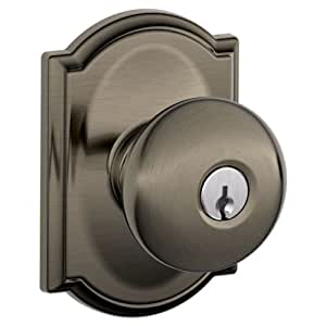 Schlage F51 Ply Cam Plymouth Keyed Entry F51a Panic Proof