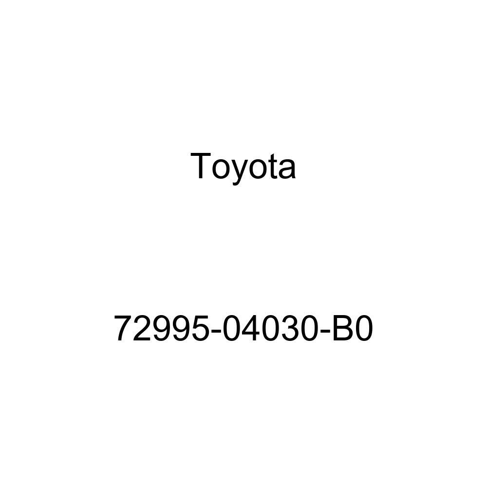 TOYOTA Genuine 72995-04030-B0 Seat Cushion Cover